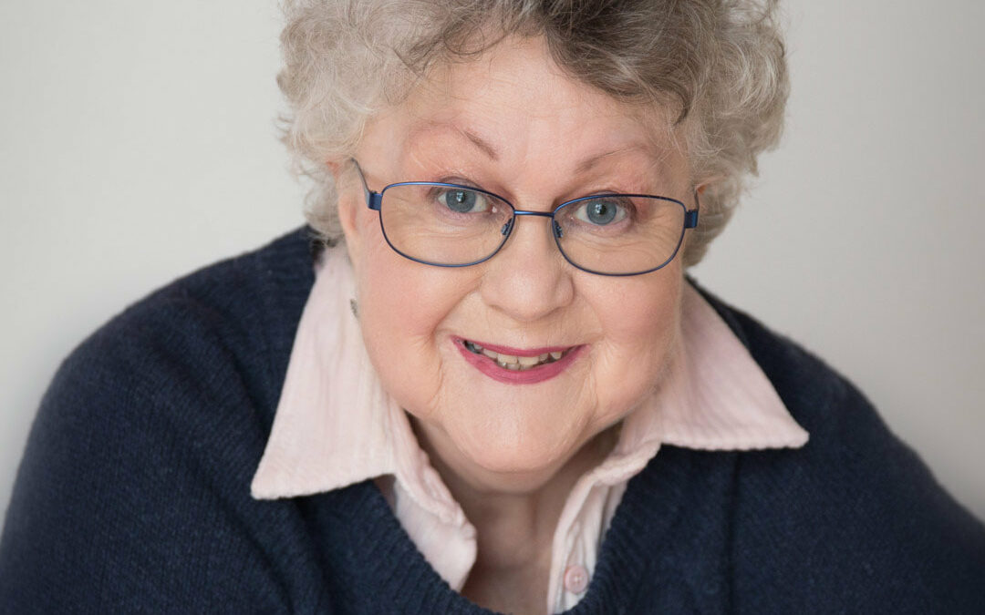 An Interview with Barbara Gaskell Denvil