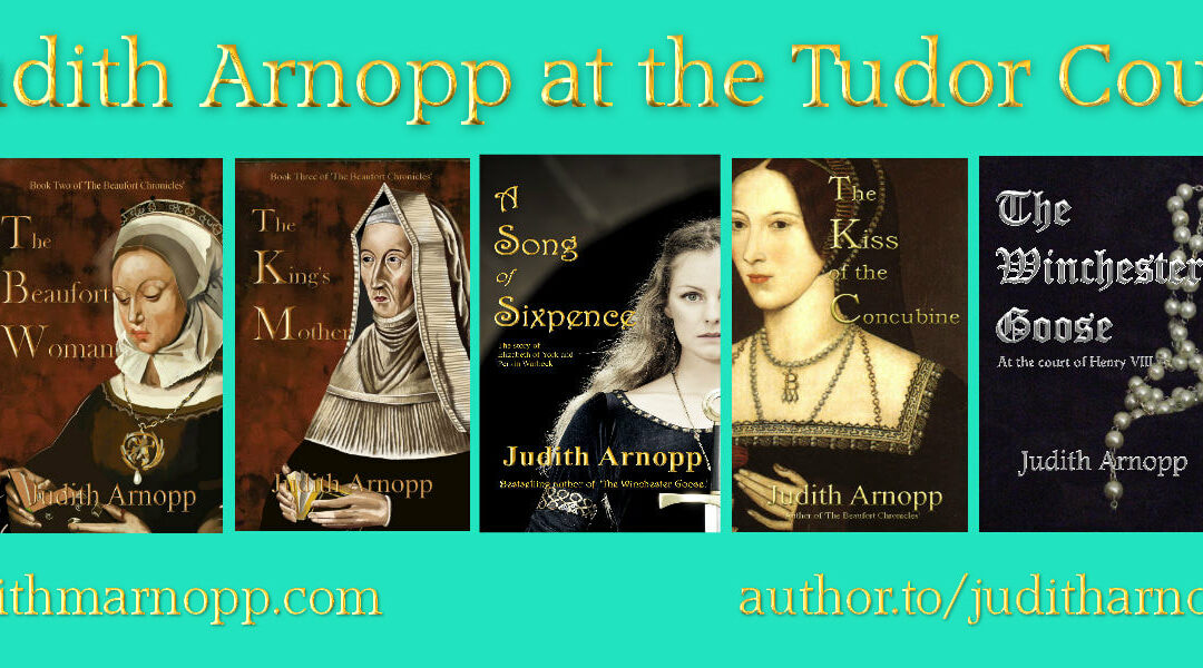 An Interview with Author Judith Arnopp