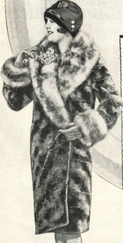 COSTUME DETAILING FOR WRITERS, 1920s COATS