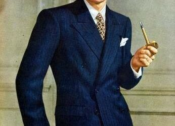 COSTUME DETAILS FOR WRITERS–1940s MEN