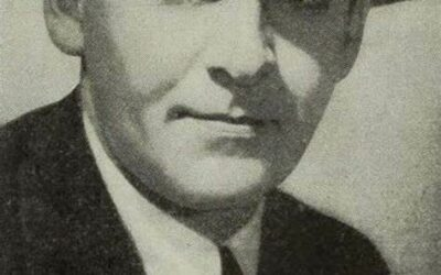 RADIO ENTERTAINMENT OF THE 1930s–               WALTER WINCHELL